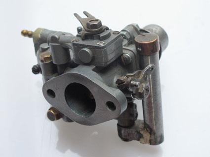 Zundapp carburateur Solex