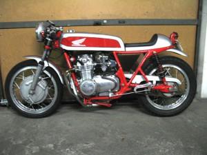 Honda 550 four ga 1