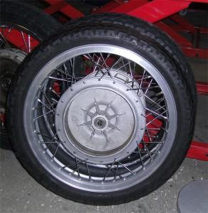 Honda 550 four roue avant